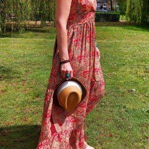 Bohemian boho indiase jurk